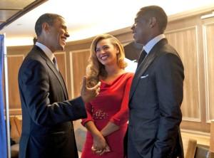 Jay to the Z & Obama